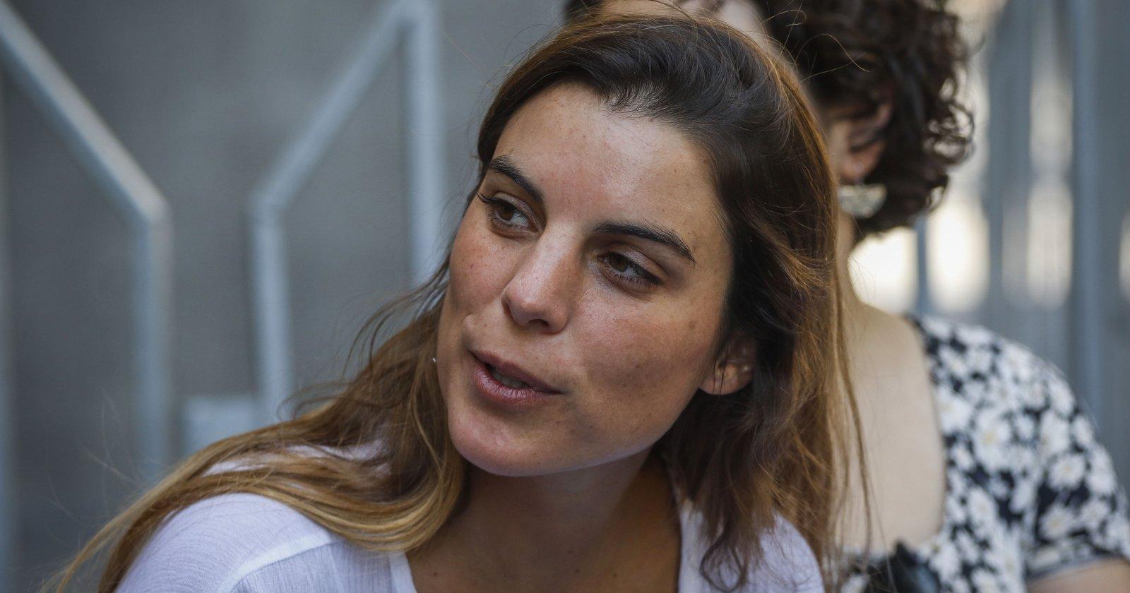 Diputada Maite Orsini no podrá votar en el plebiscito por positivo por COVID