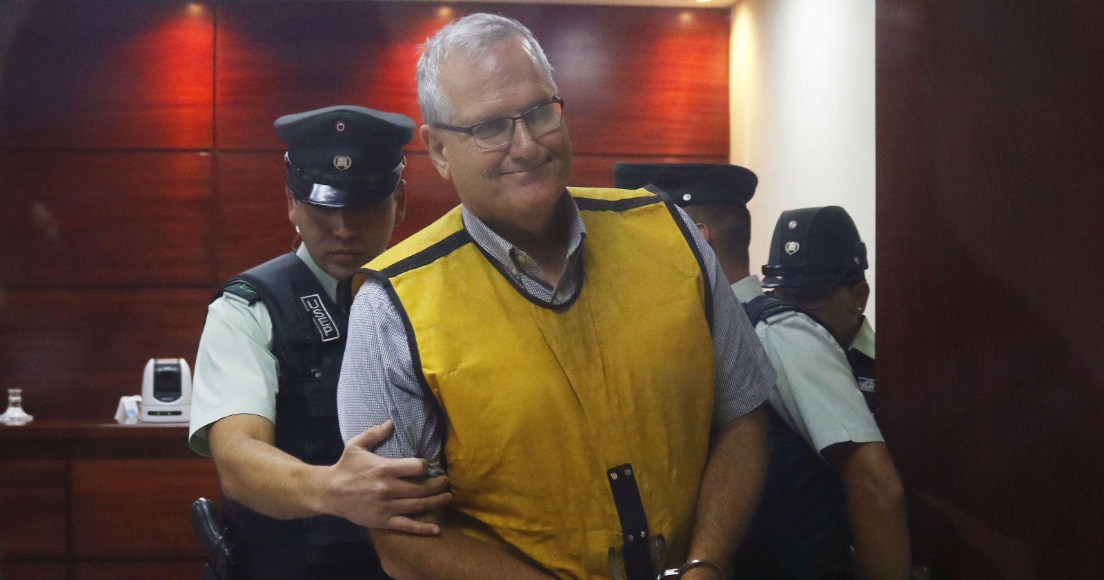 John Cobin fue sentenciado a 11 años de cárcel por disparar a manifestantes en Reñaca