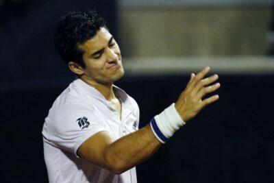 Cristian Garin dejó el top 20 del ranking ATP