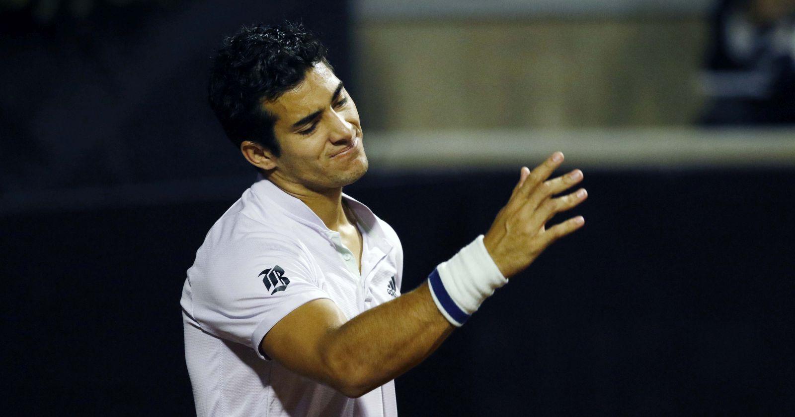 """""""Cristian Garin dejó el top 20 del ranking ATP"""""""