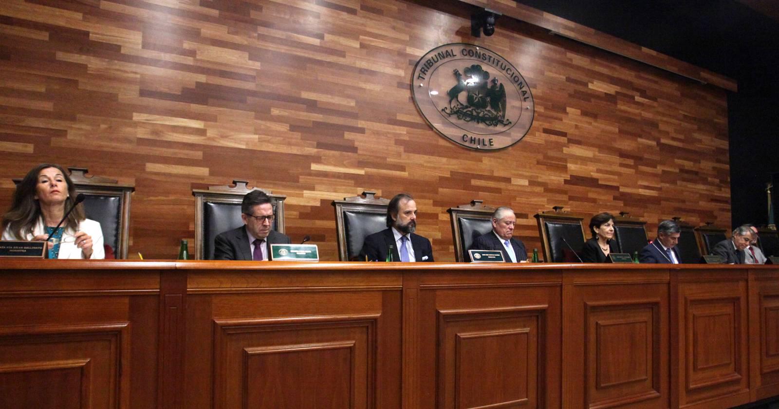 Tribunal Constitucional presenta denuncia en fiscalía por amenazas por nuevo retiro del 10%