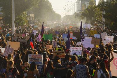 Patriarcado, transformaciones políticas y sociales post estallido
