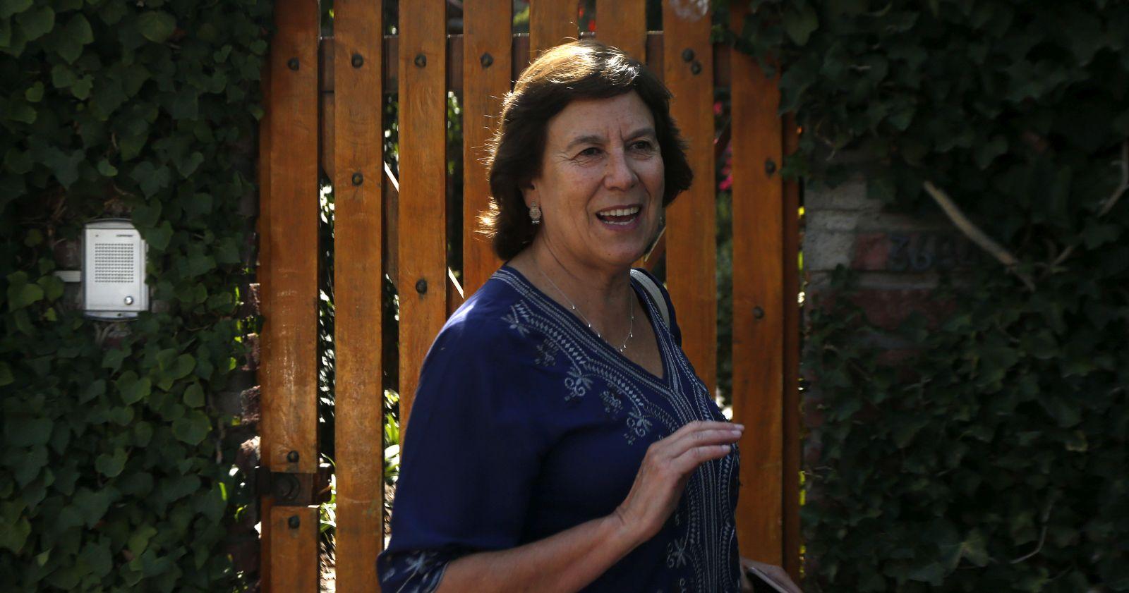 Mariana Aylwin inicia campaña para ser constituyente