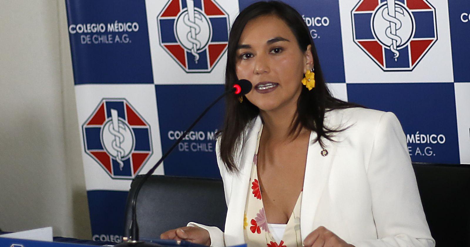 Izkia Siches de cara al plebiscito: