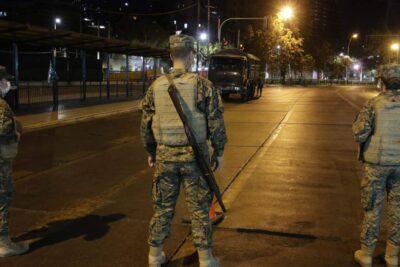 """Ejército: interpretación de informe DINE sobre 18-O """"da a entender una situación que no es tal"""""""