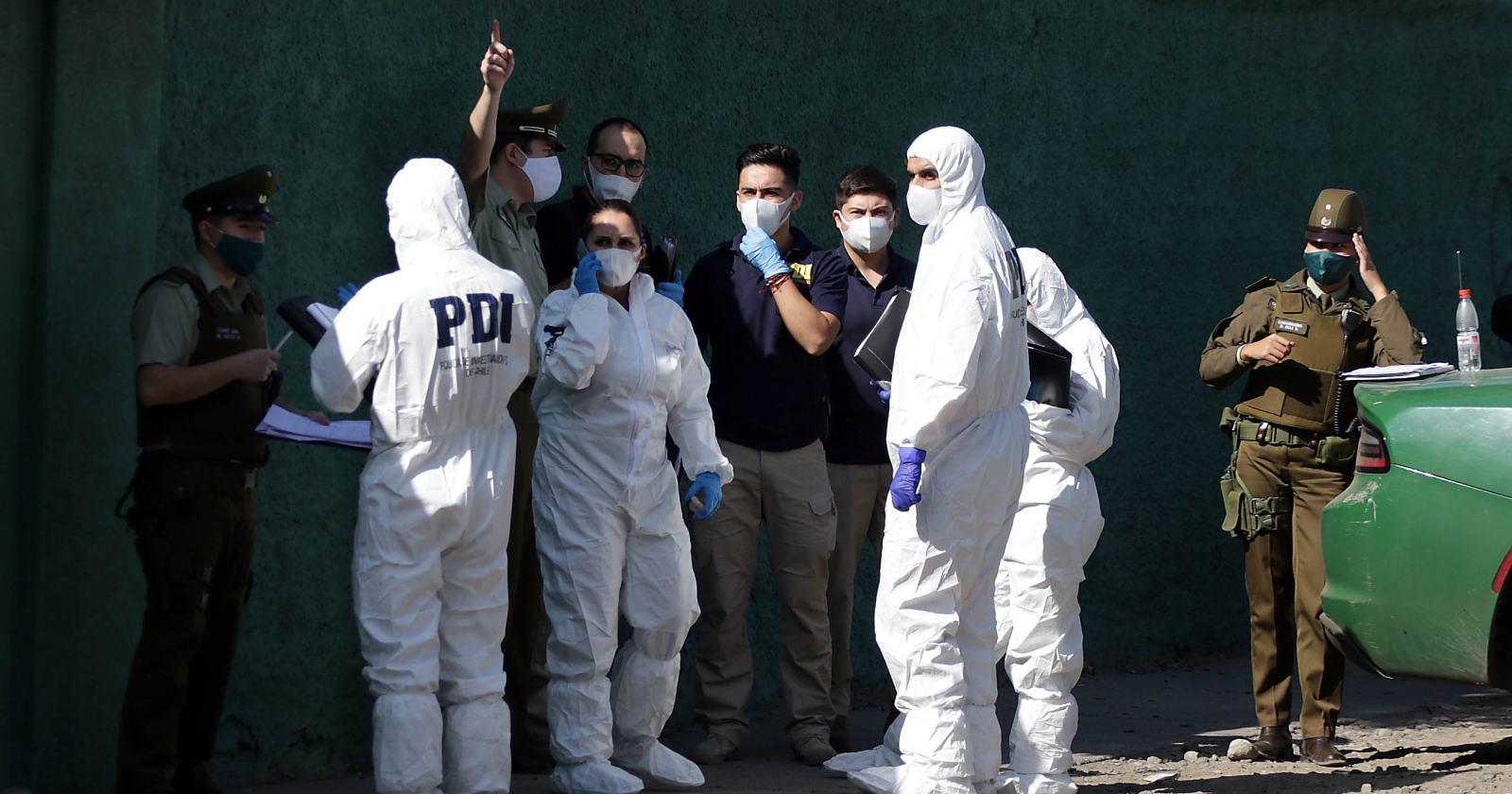 Encuentran a joven de 23 años amarrada e inconsciente en Pudahuel