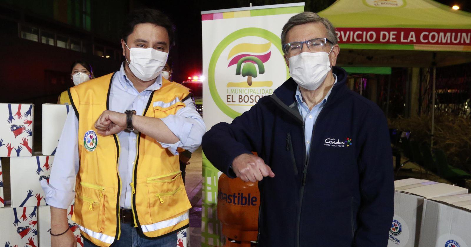 """Alcalde Carter pone fin a su carrera presidencial: """"Si Lavín está firme, no competiré"""""""
