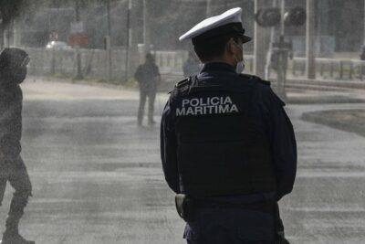 Fiscalía: marino fue detenido por participar en barricada y no en incendio de iglesia