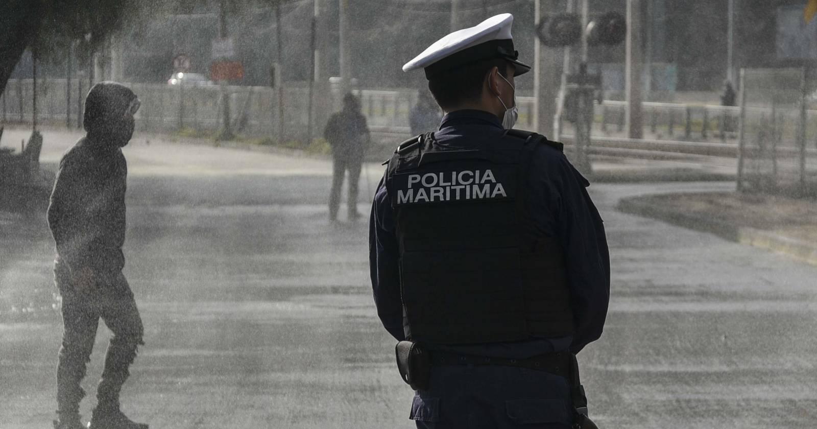 """""""Fiscalía: marino fue detenido por participar en barricada y no en incendio de iglesia"""""""