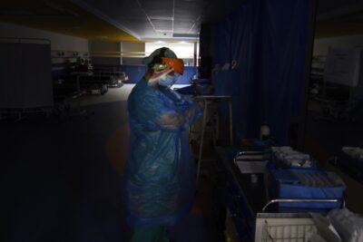 Enfermero fue formalizado por abusar sexualmente de joven de 17 años