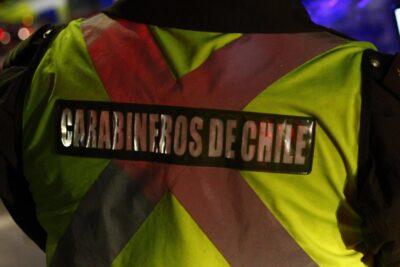 Carabinero murió en accidente de tránsito en Viña del Mar