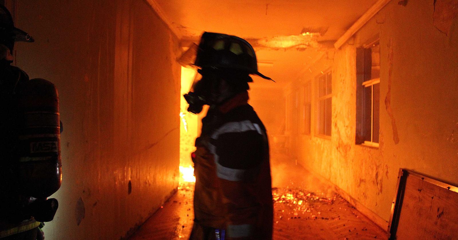 """""""Padre y sus tres hijos murieron durante incendio de su vivienda en Valdivia"""""""