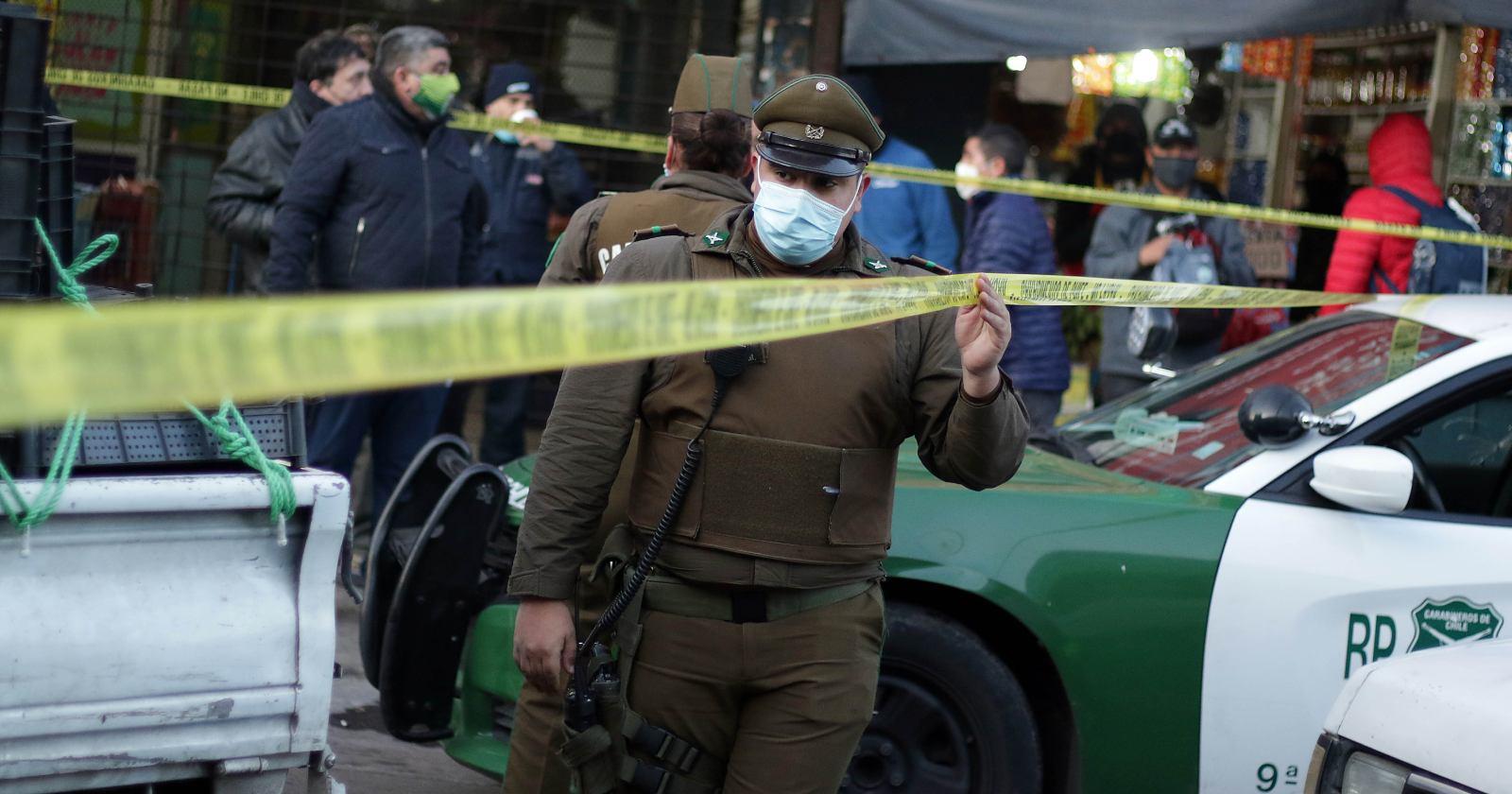 Un muerto tras asalto y secuestro de camión en San Bernardo
