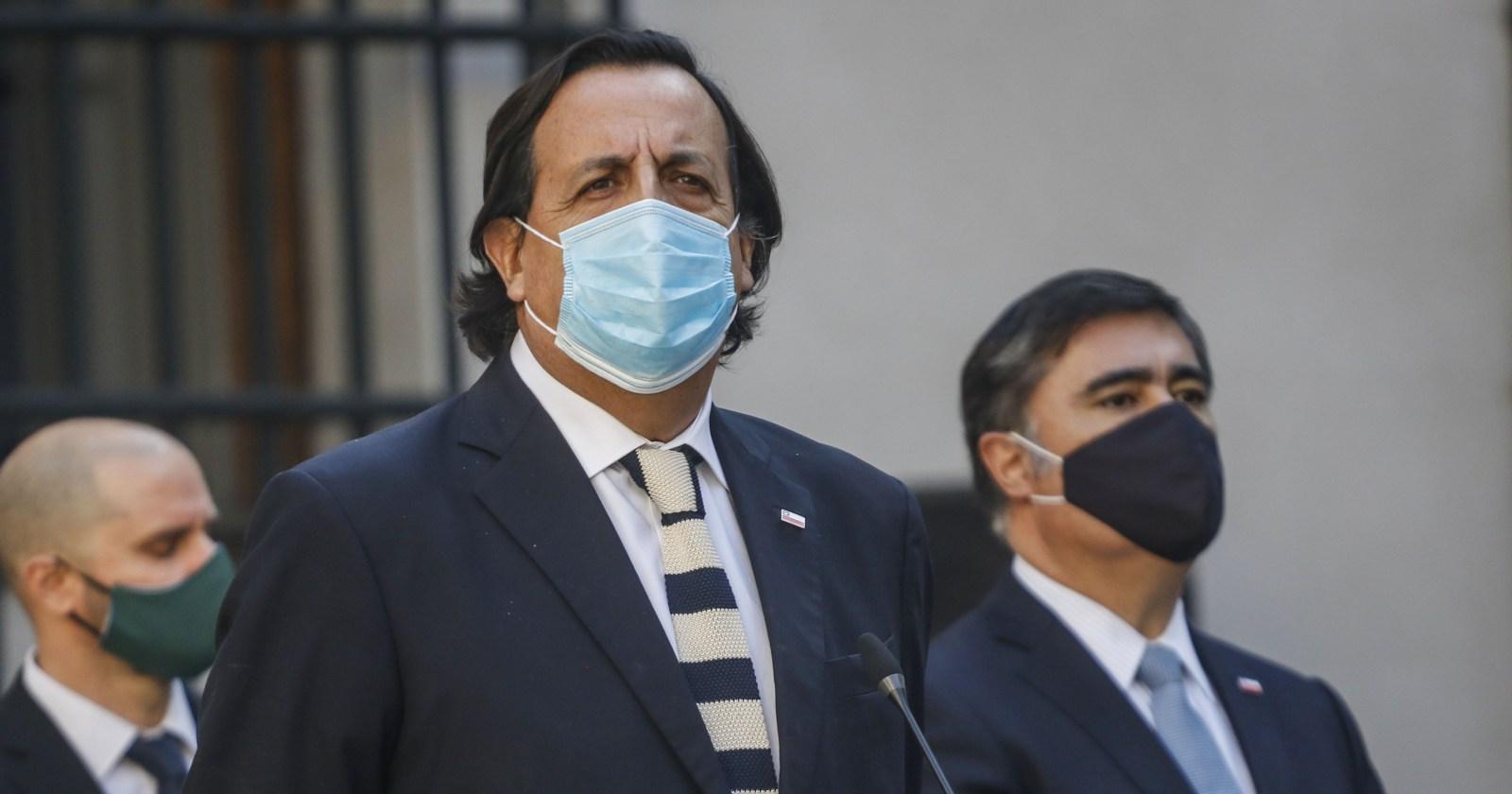 """""""Desbordes se cuadra con defensa del ministro Pérez ante acusación constitucional"""""""