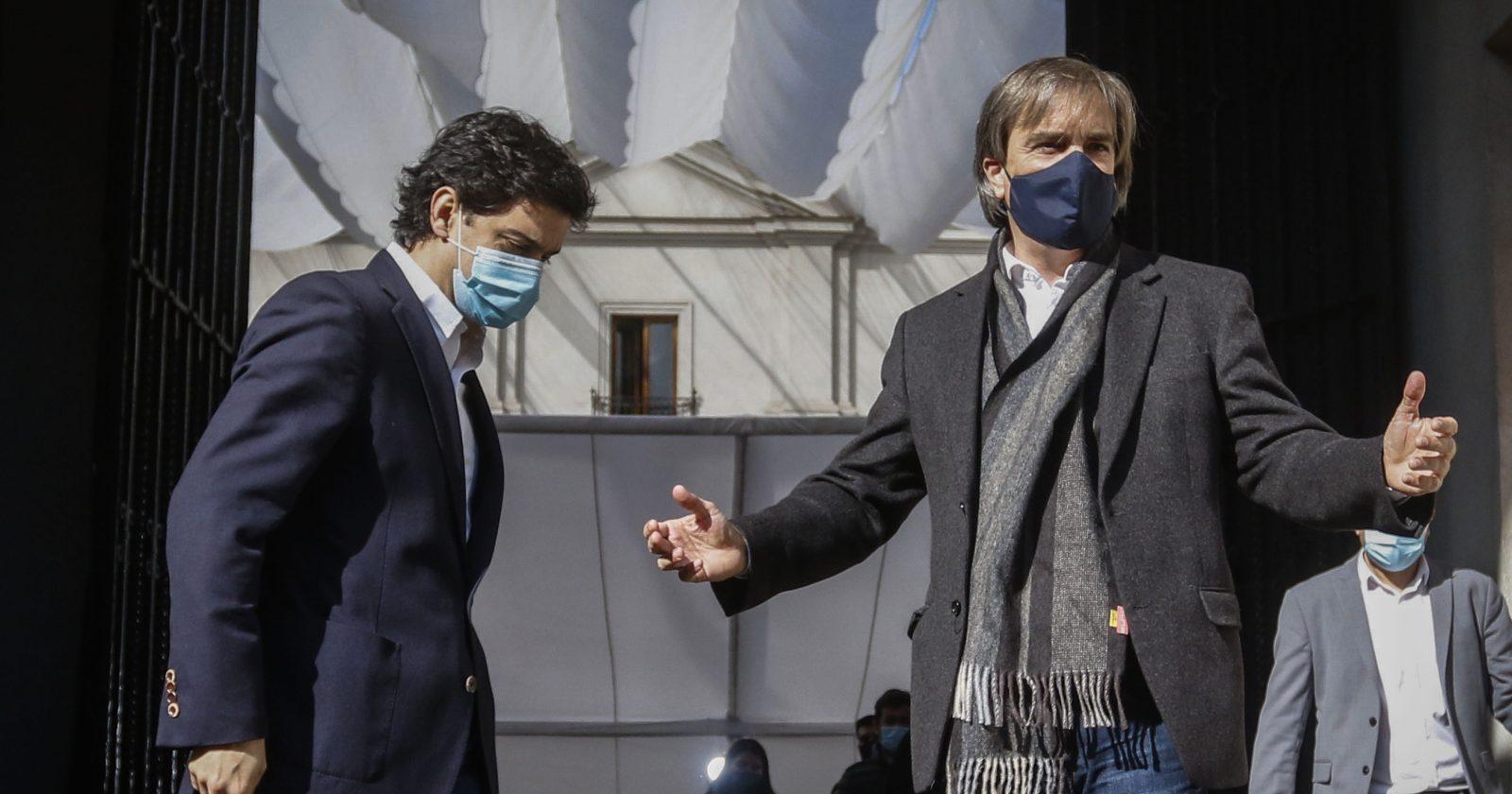 Diputados de Chile Vamos presentan denuncia a Fiscalía por incidentes en Plaza Baquedano