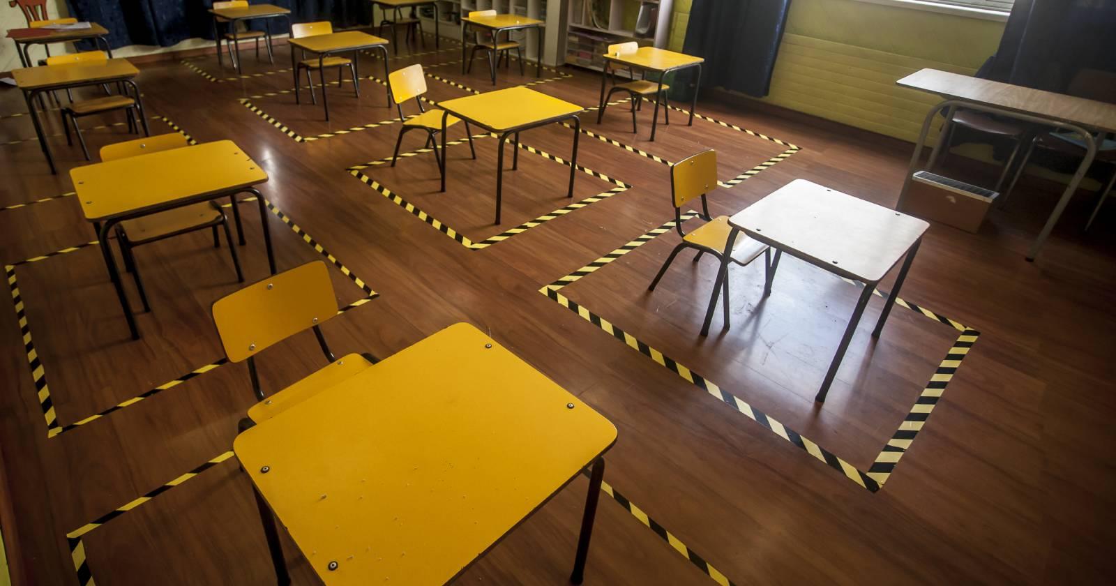 Mineduc y Unesco convocan a un consejo asesor para apoyar la reapertura de los colegios