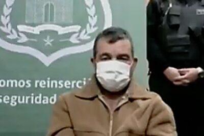La carta con que Hugo Bustamante solicitó visitar a Denisse Llanos