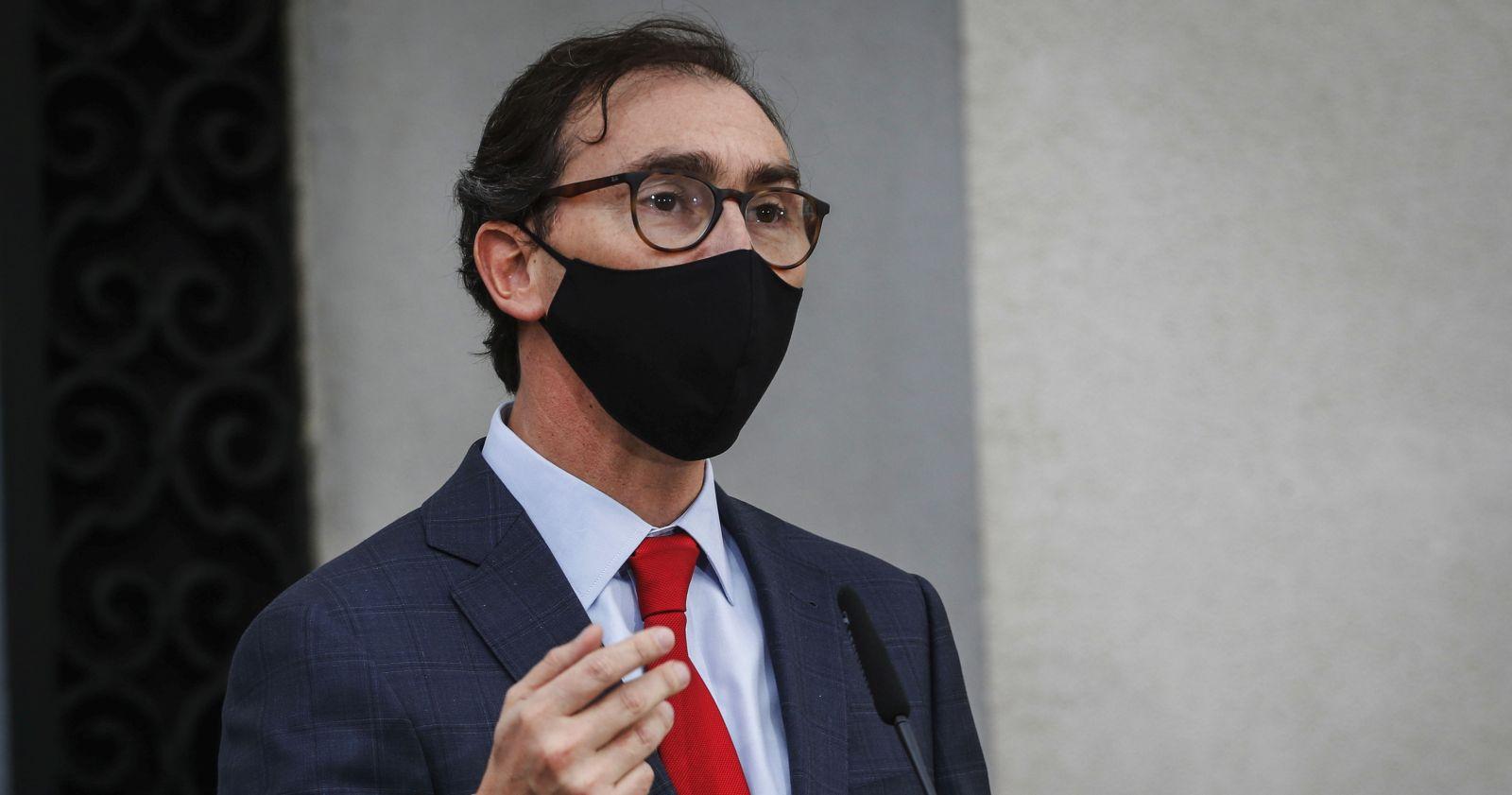 Ministro Figueroa: