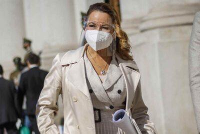 VIDEO – Cathy Barriga increpa en vivo a Gonzalo Ramírez tras críticas a su gestión