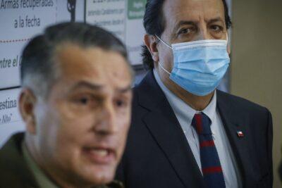 Citan a ministro Pérez y al general Rozas para aclarar caída de adolescente al río Mapocho