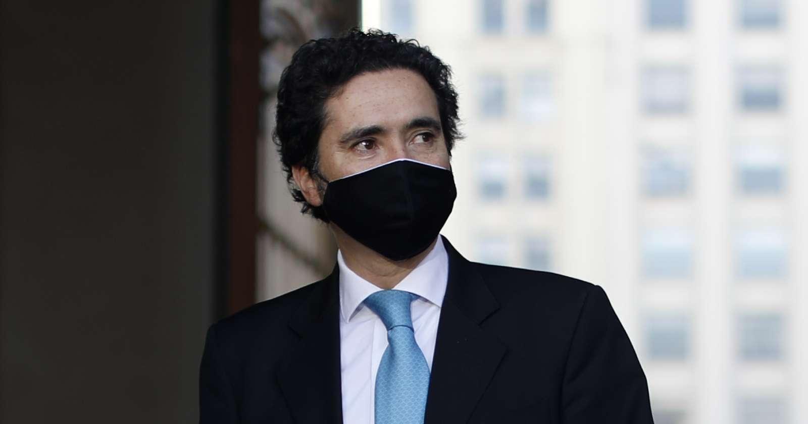 """Pensiones: Briones afirma que con nuevo retiro del 10% """"no hay reforma"""""""