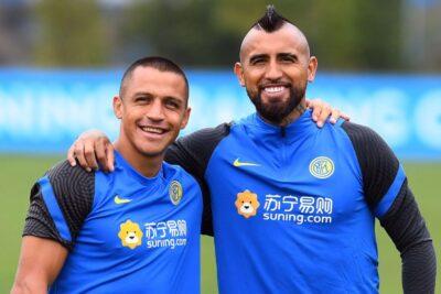 """Alexis Sánchez sobre Arturo Vidal: """"Encontrar un jugador como él es difícil hoy en día"""""""