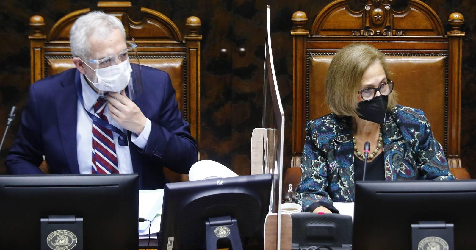 Senado anuncia creación de una Ley de Reparación para víctimas de estallido social