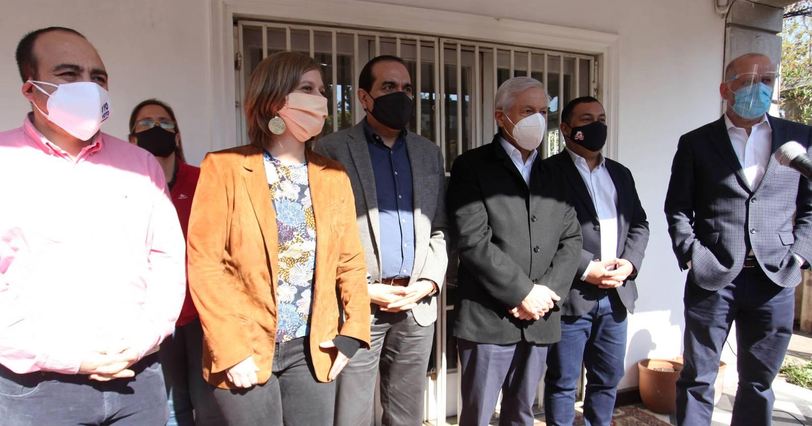 Unidad Constituyente llama a no criminalizar protestas del 18 de octubre