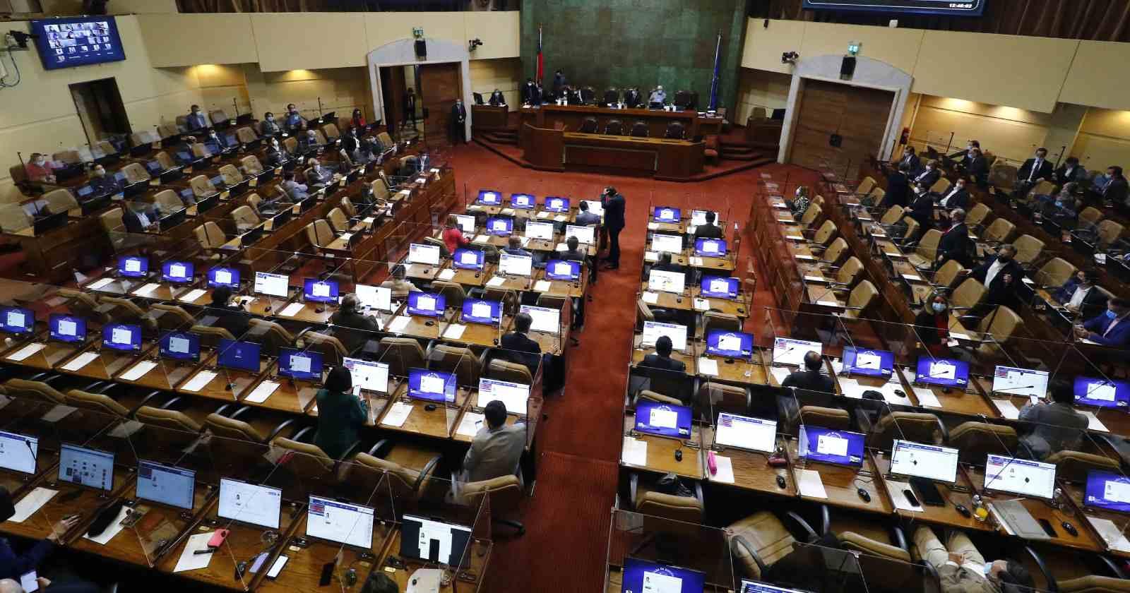 Burocracia del Congreso tiene pendientes proyectos desde 1990