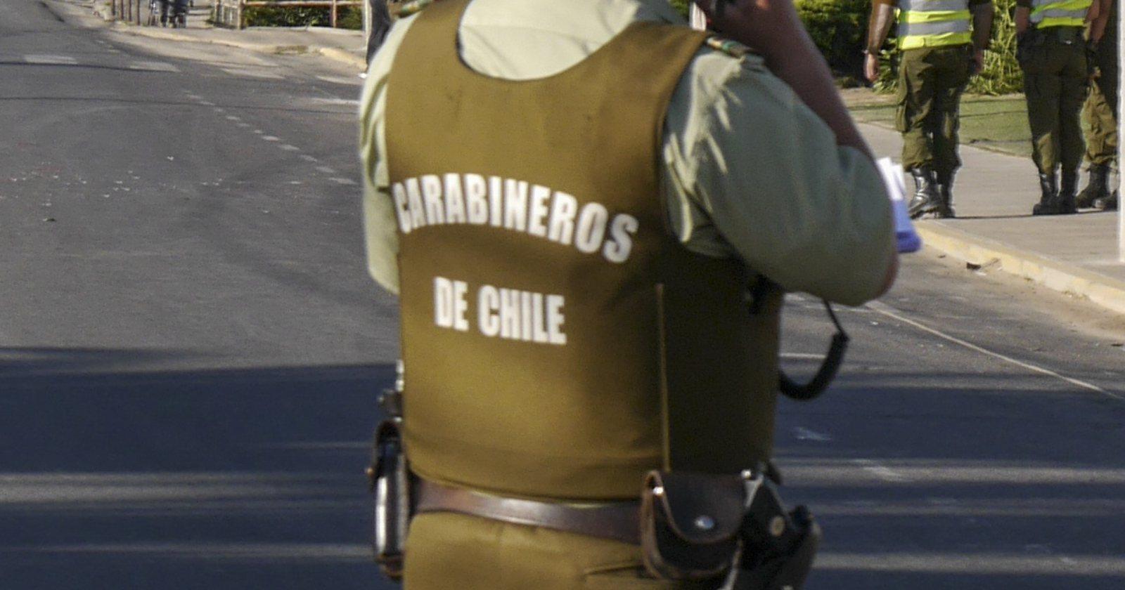 Investigan homicidio de sargento en retiro de Carabineros en Conchalí