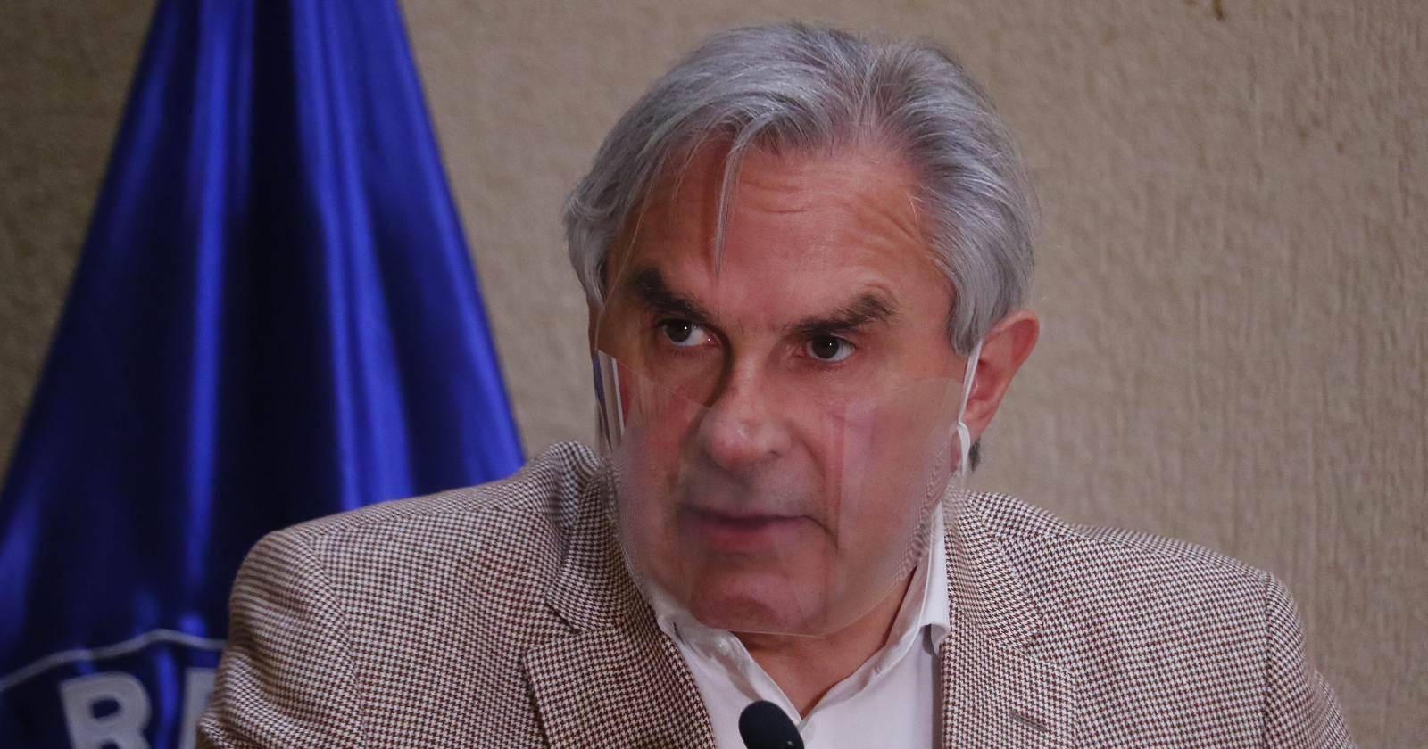 Iván Moreira será denunciado a la Comisión de Ética por validar amenazas a fiscal Chong