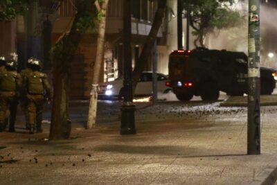 La condena transversal de varios sectores tras incidentes registrados en Plaza Italia