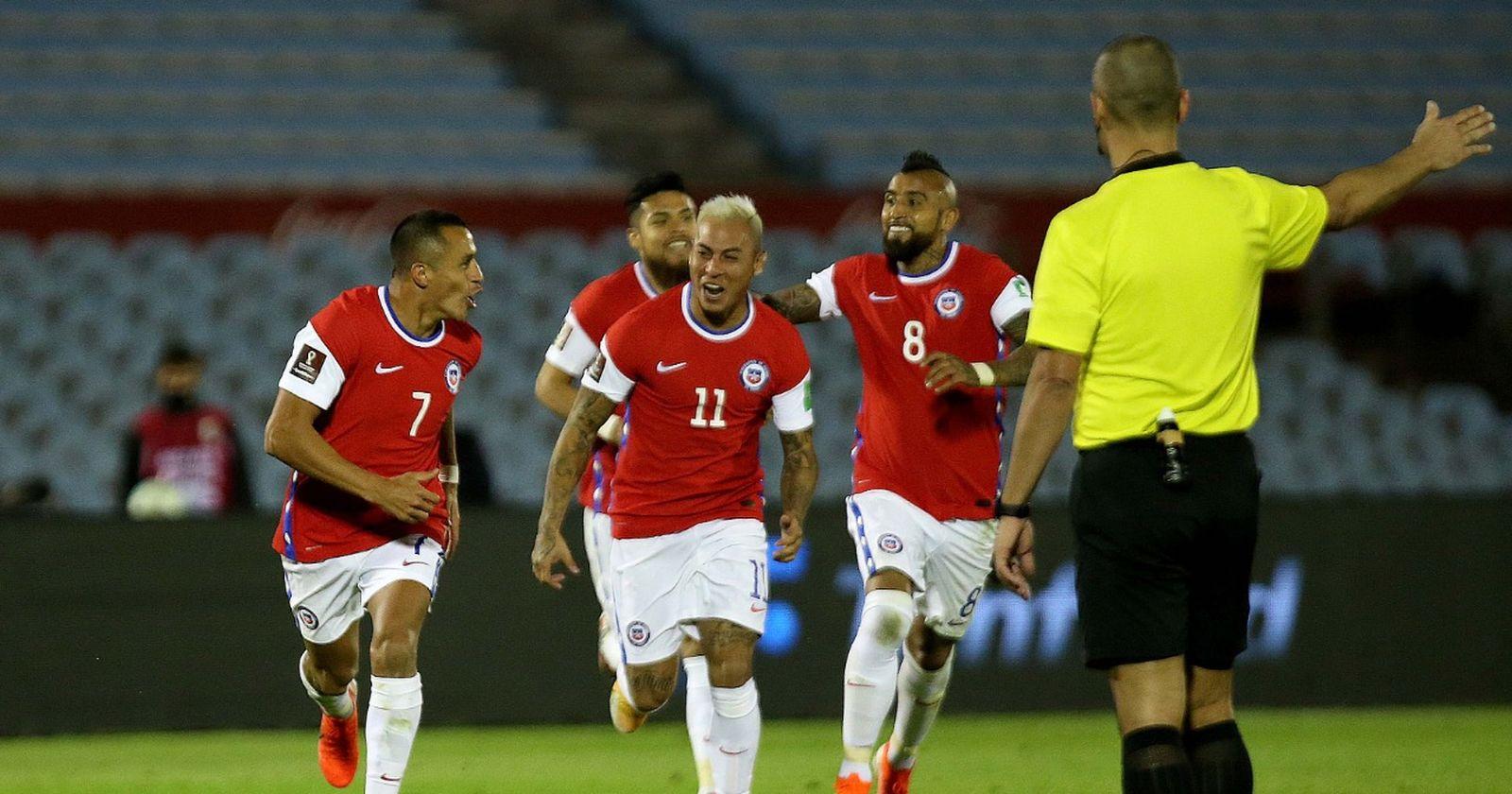 FIFA confirmó los horarios de los partidos de la Roja ante Perú y Venezuela