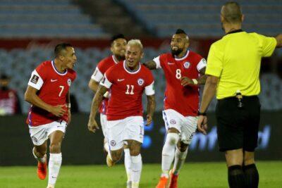 """Arturo Vidal tras la caída ante Uruguay: """"Estoy triste, pero esperanzado de cómo se jugó"""