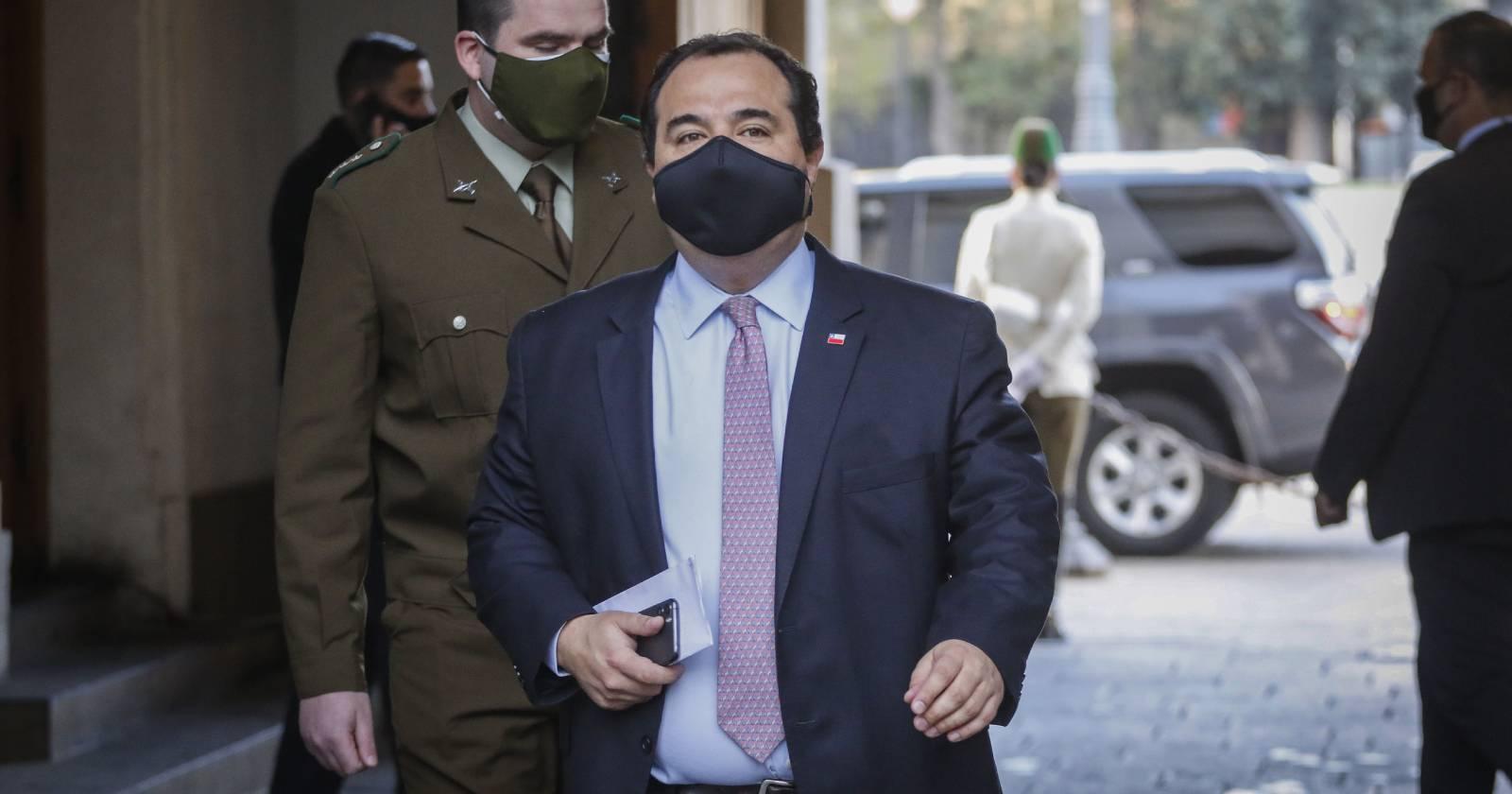 """Galli por manifestaciones previas al plebiscito: """"Nos jugamos la disyuntiva entre la democracia o la violencia"""""""