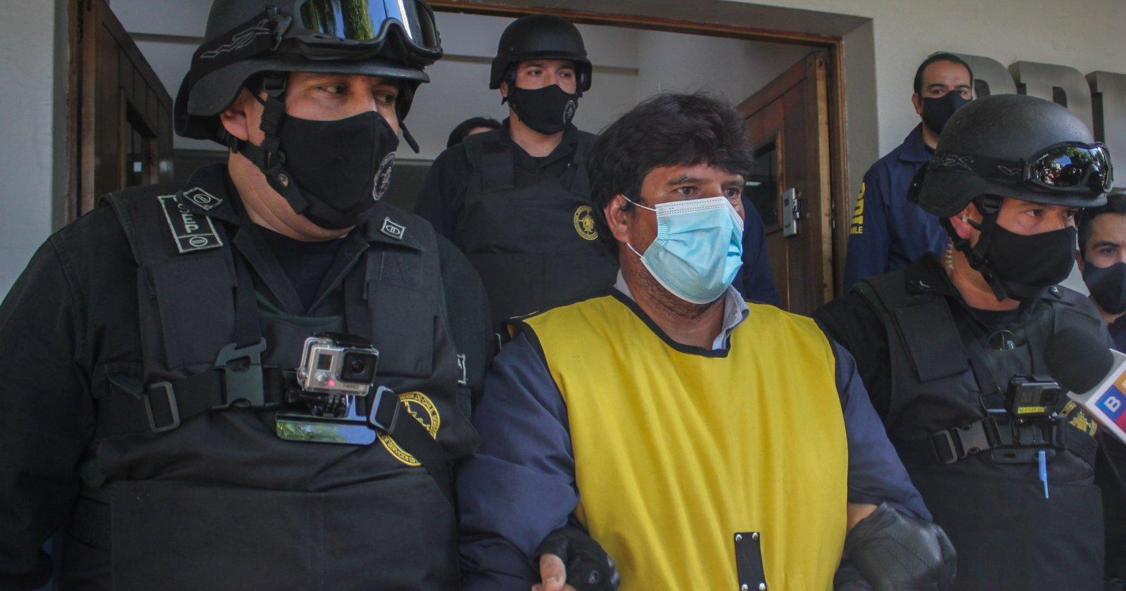 """""""Caso Carolina Fuentes: confirman prisión preventiva para Ricardo Neira"""""""