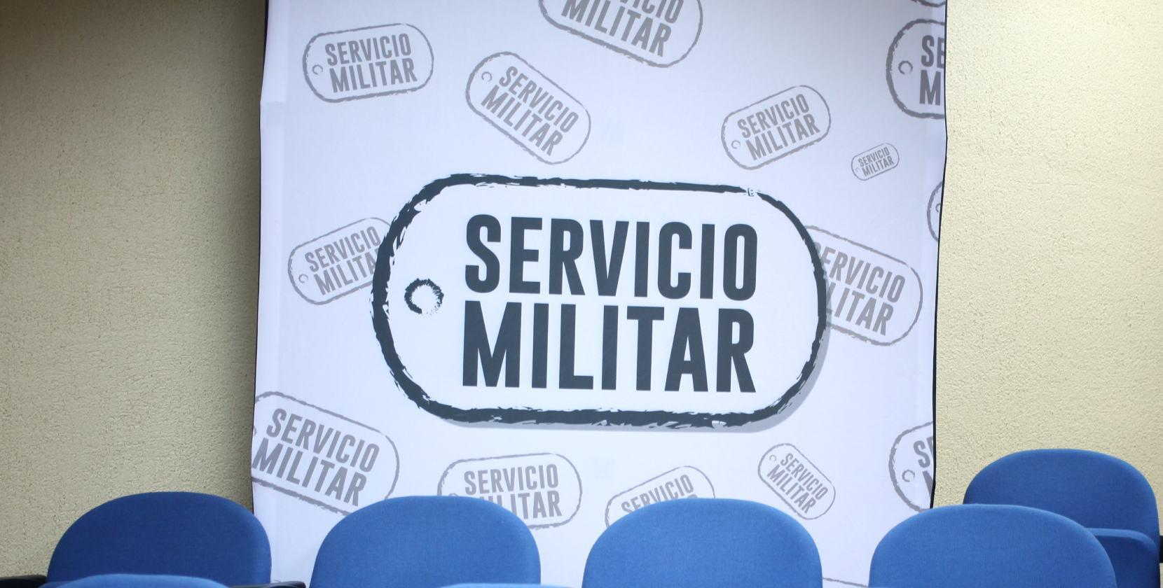 """""""Jóvenes podrán excluirse del servicio militar a través de internet"""""""
