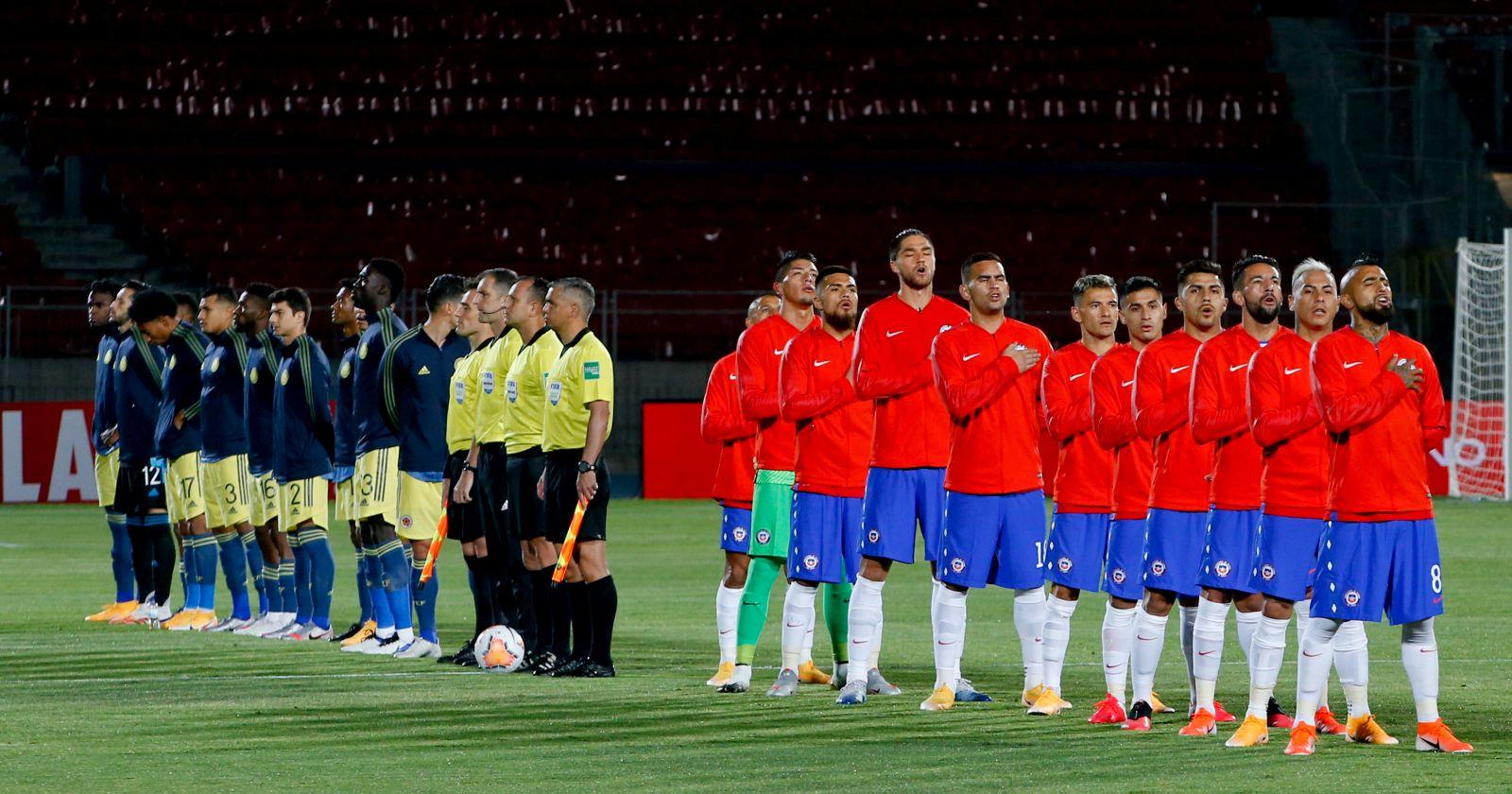Confirmado: Chile se mantuvo en el puesto 17 del ranking FIFA