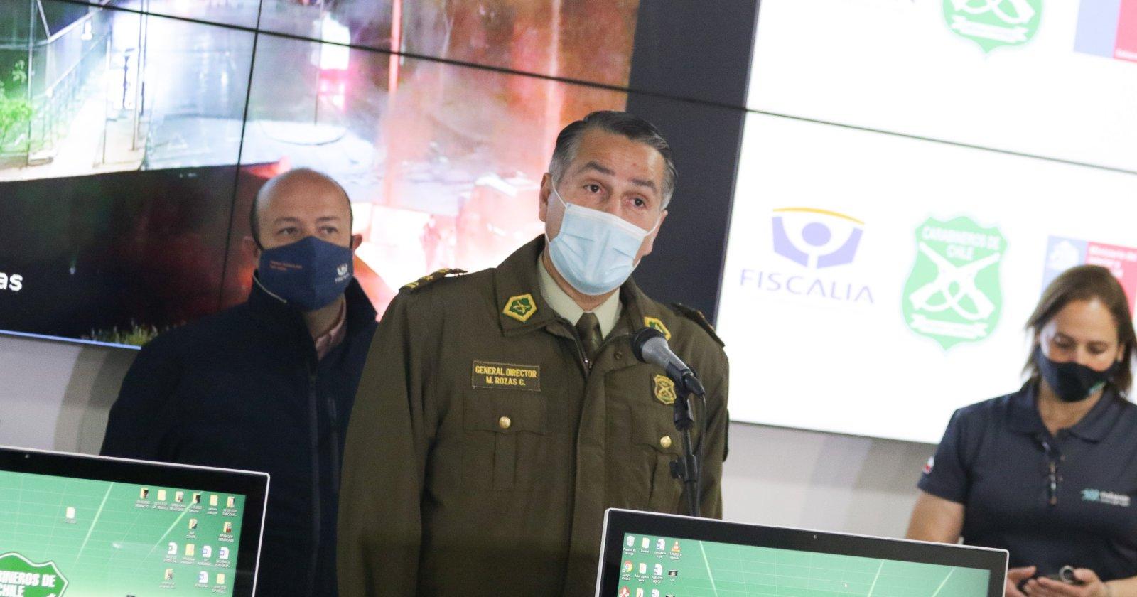 Confirman detención de 10 personas por ataques a subcomisaría de Peñalolén