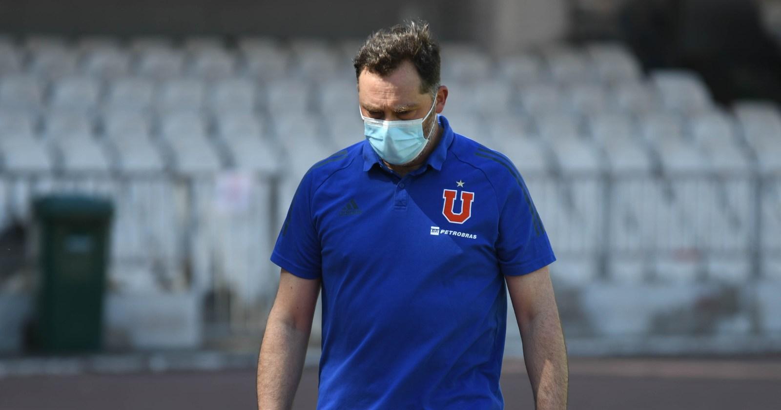 Azul Azul remueve a Hernán Caputto de la banca de la U y apunta a Lasarte
