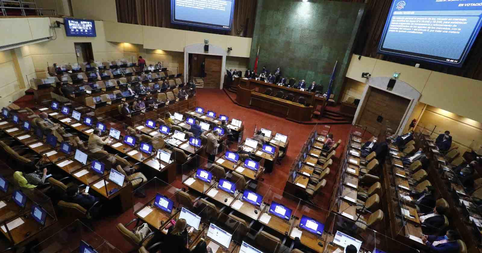 """""""Los proyectos de ley de los diputados del 1%"""""""
