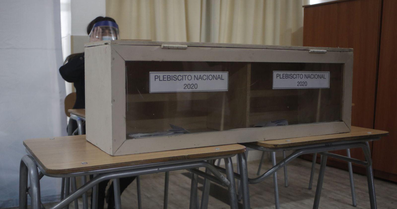 """""""Las capacitaciones en inclusión para los vocales de mesa en el plebiscito"""""""