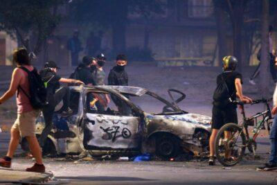 """Allamand ante la OEA: """"Chile tiene confianza en su capacidad para aislar a los violentistas"""""""