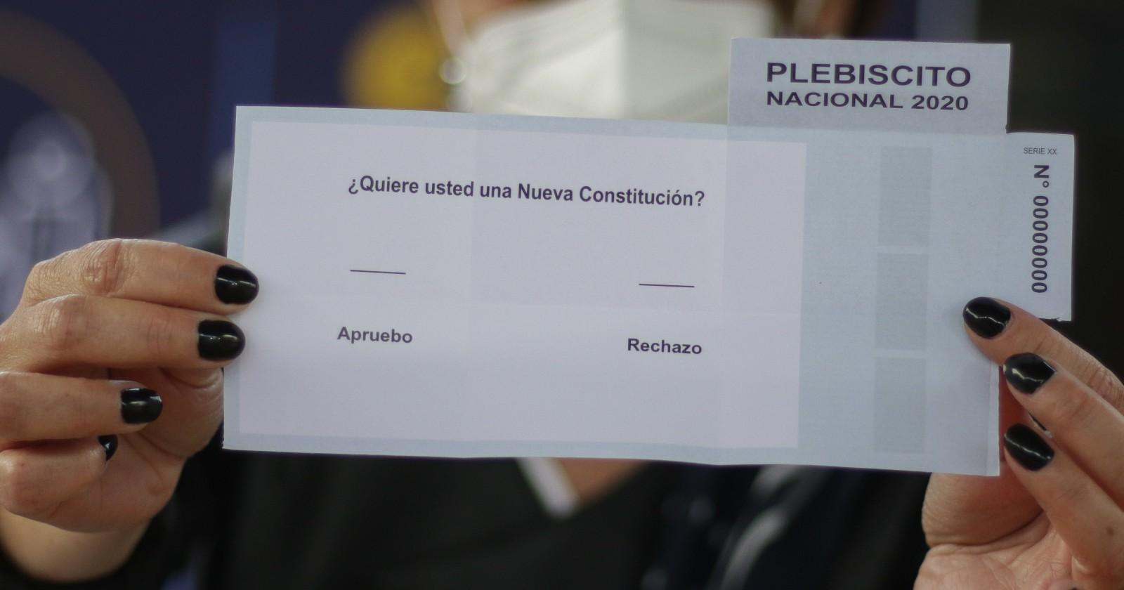 Derechos consagrados: el debate de la nueva Constitución