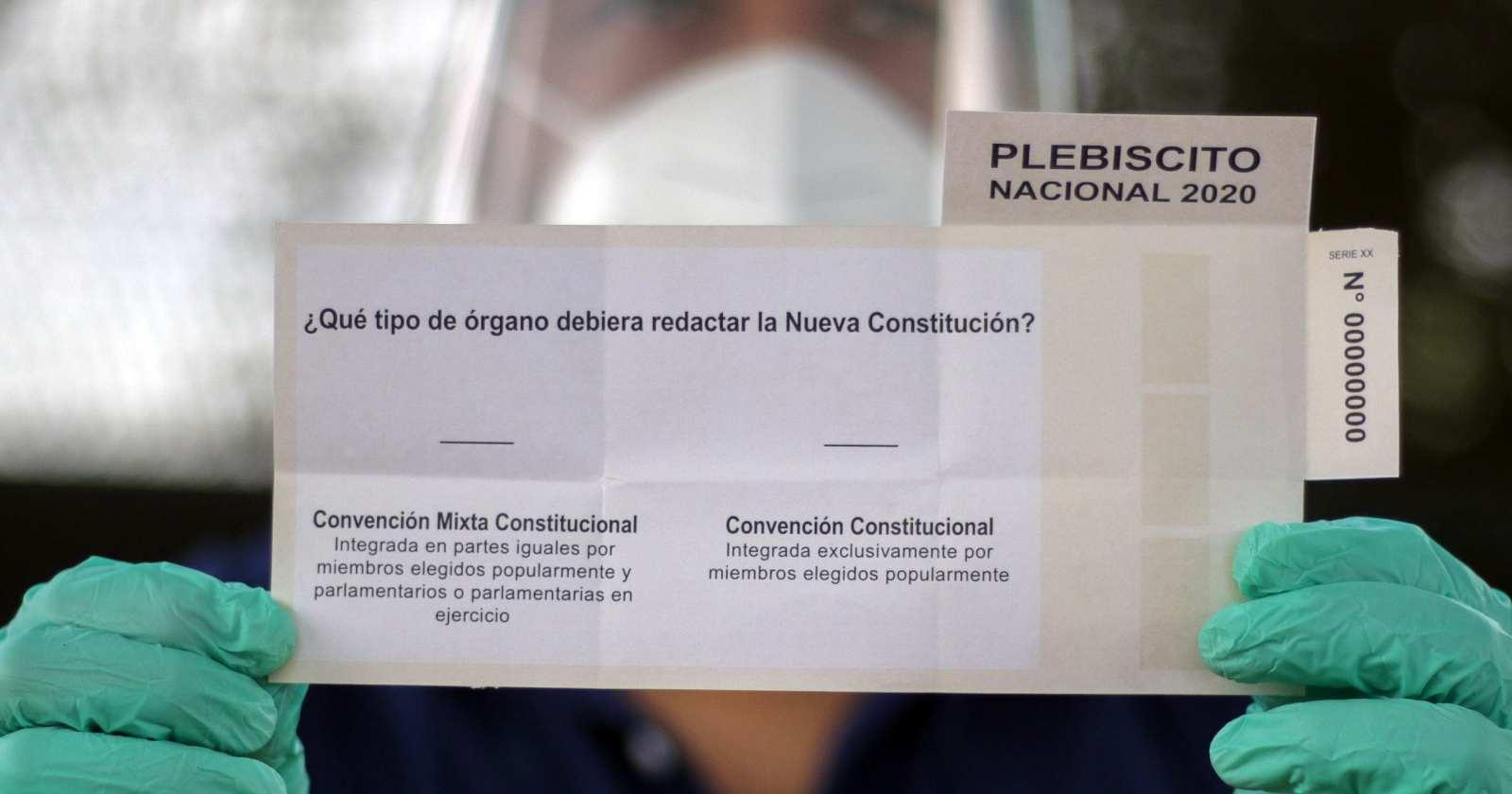 7 comicios en 13 meses: el agitado calendario electoral chileno
