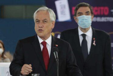 """Piñera anuncia querella por incidentes del 18-O: """"No basta con condenar la violencia; debemos sancionar a quienes la promueven"""""""