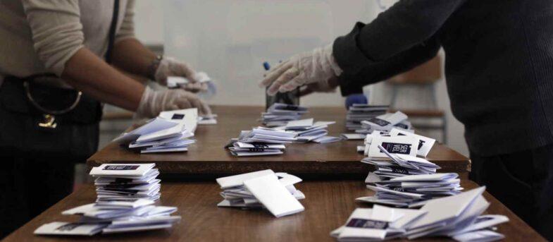 Subrepresentación comunal y electos con un 1%: así se armará la Convención Constituyente