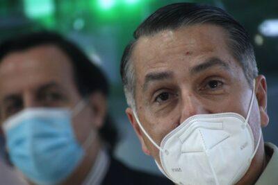 General Rozas niega coordinación con Ministerio de Defensa durante manifestaciones