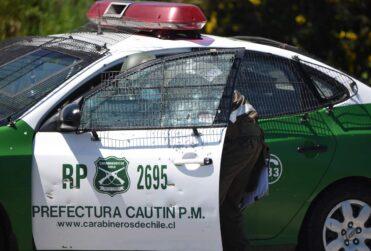 Así fue el último operativo de Eugenio Nain, el carabinero muerto por un balazo en La Araucanía