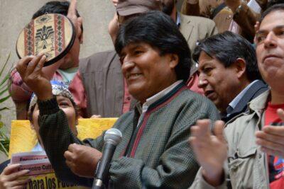 Evo Morales dejó Argentina y viajó rumbo a Venezuela